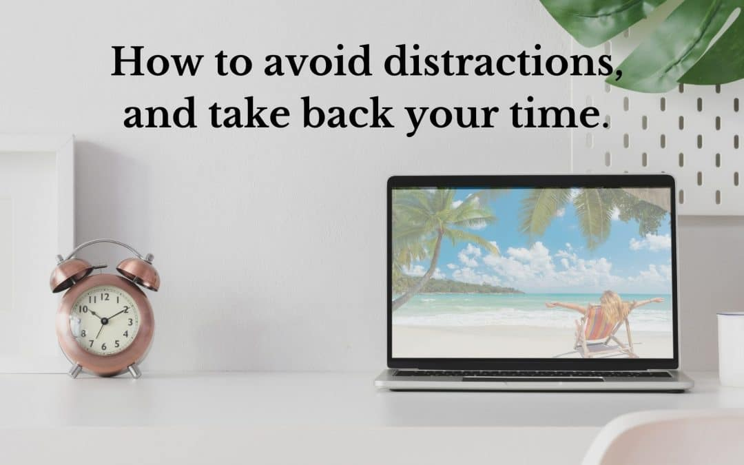 How to overcome distractions and be super productive